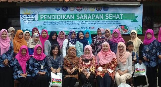 Pendidikan Sarapan Sehat 2018