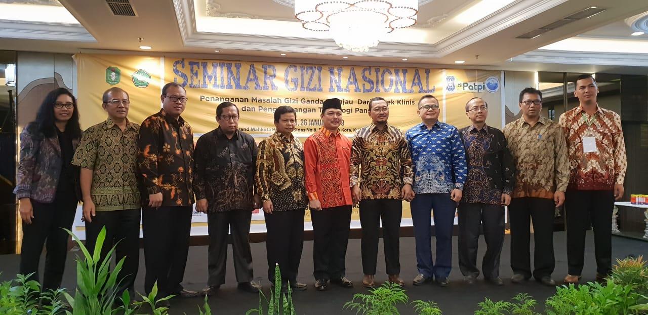 Seminar Gizi Nasional 2019