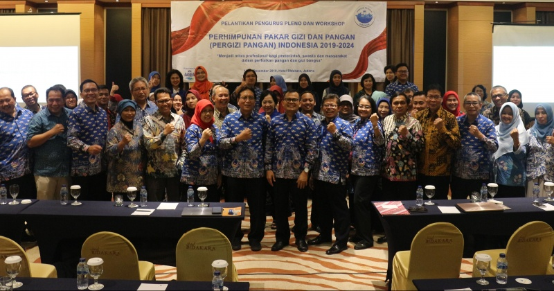 Pelantikan Pengurus Pleno & Workshop