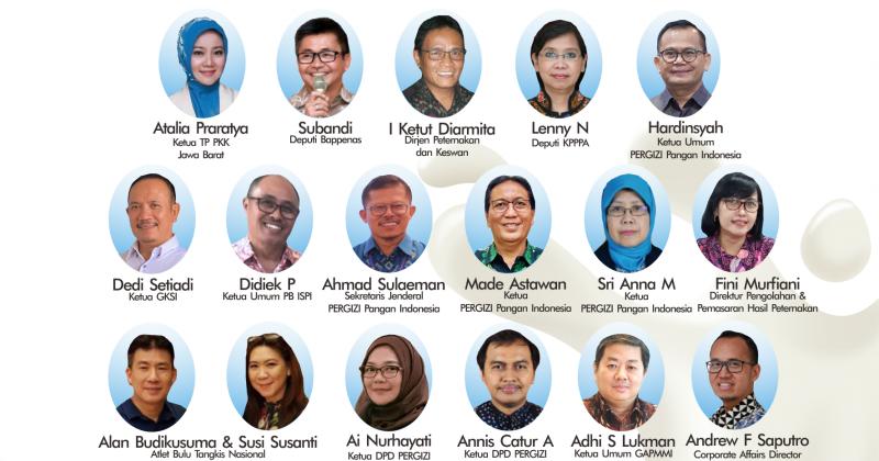 Materi Hari Susu Nusantara 2020