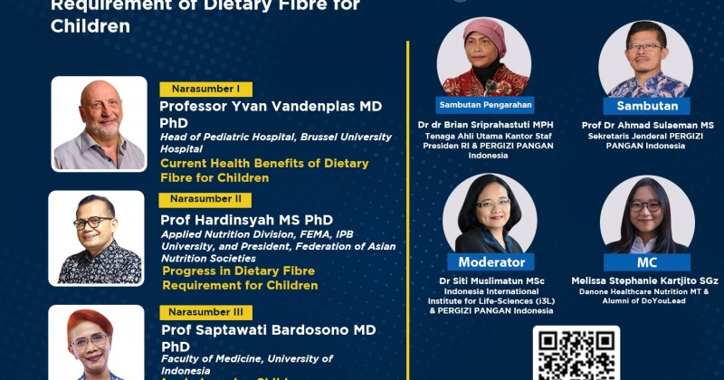 Current Health Benefits and Requirement of Dietary Fibre And for Children